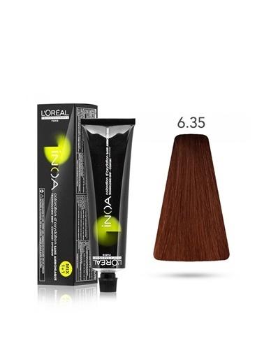 Inoa No:6,35 Saç Boyası 60 Gr Kahve